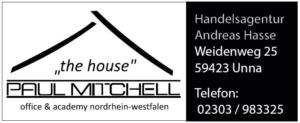 """The House"" Andreas Hasse - Paul Mitchell"